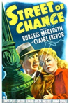 Watch Street of Chance Online for Free