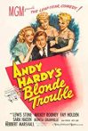 Watch Andy Hardy's Blonde Trouble Online for Free