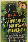 Watch The Invisible Man's Revenge Online for Free