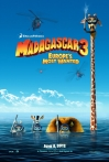 Watch Madagascar 3: Europe's Most Wanted Online for Free