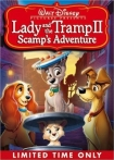 Watch Lady and the Tramp II: Scamp's Adventure (Video 2001) Online for Free