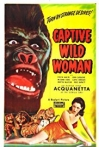 Watch Captive Wild Woman Online for Free